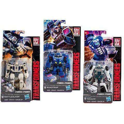 Transformers Power of the Primes Legends Wave 2 - Complete Set of 3