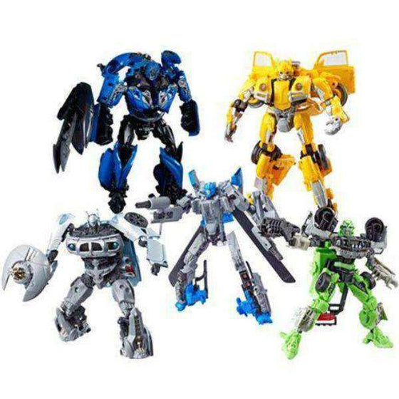 Transformers Studio Series Premier Deluxe Wave 4 - Complete Set of Five