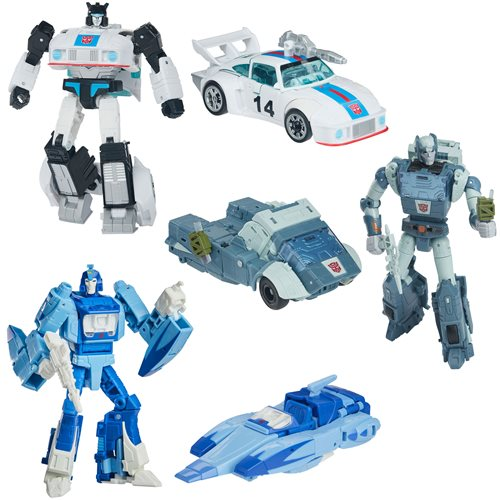 Transformers Studio Series Premier Deluxe Wave 11 Set of 3 - FEBRUARY 2021