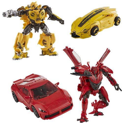 Transformers Studio Series Premier Deluxe Wave 12 Set of 2 - MAY 2021