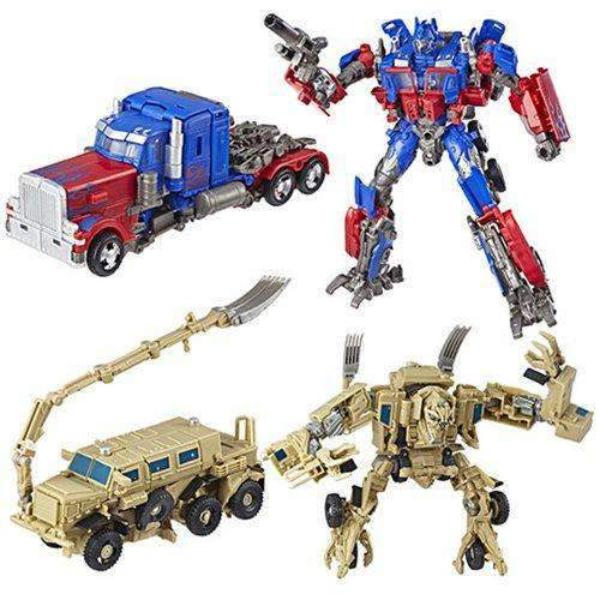 Transformers Studio Series Premier Voyager Wave 5 - Set of 2 - JANUARY 2019