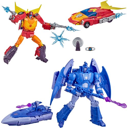 Transformers Studio Series Premier Voyager Wave 11 Set of 2 - FEBRUARY 2021