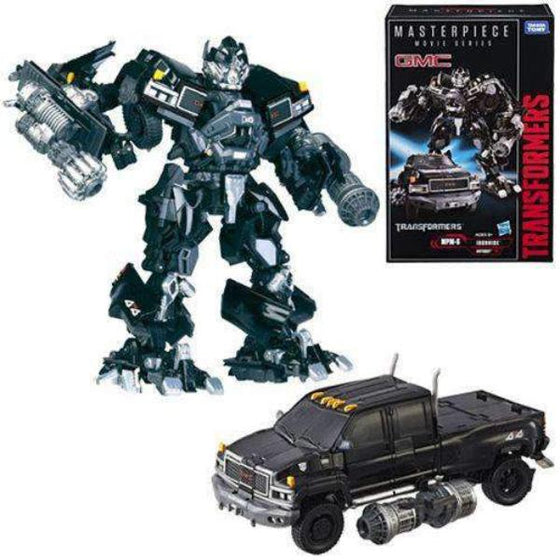 Transformers Masterpiece Movie Series MPM-6 Ironhide Exclusive