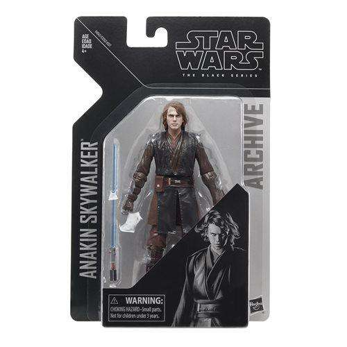 Star Wars The Black Series Archive Action Figures Wave 2 - Anakin Skywalker - AUGUST 2019