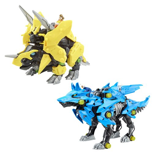 Zoids Giga Class Wave 1 Set of 2 - JANUARY 2021