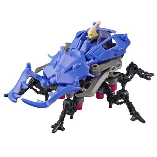 Zoids Beta Pincers Beetle-Type Action Figure Kit - JANUARY 2021