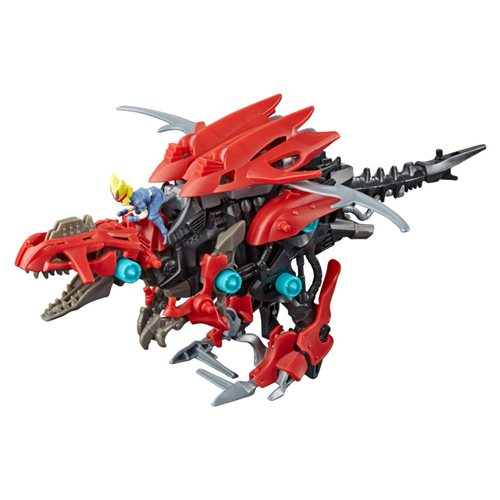 Zoids Mega Ruin Deinonychus Raptor-Type Action Figure Kit - JANUARY 2021