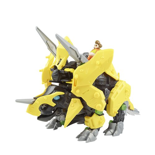 Zoids Giga Tryke Triceratops-Type Action Figure Kit - JANUARY 2021