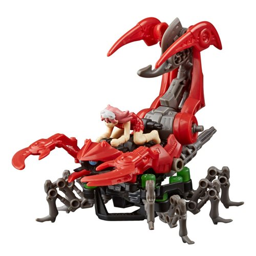 Zoids Beta Needle Scorpion-Type Action Figure Kit - JANUARY 2021