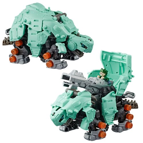 Zoids Mega Tanks Turtle-Type Action Figure Kit - JANUARY 2021