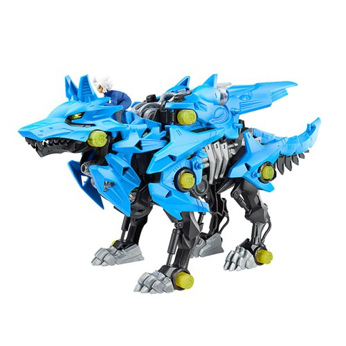 Zoids Giga Alpha Shadow Wolf-Type Action Figure Kit - JANUARY 2021