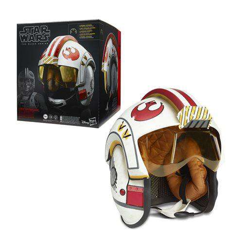 Star Wars Black Series Luke Skywalker Electronic X-Wing Pilot Helmet