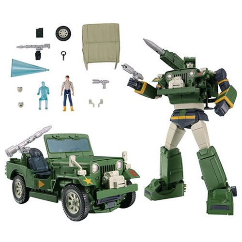 Transformers Masterpiece Edition MP-47 Hound - JANUARY 2020