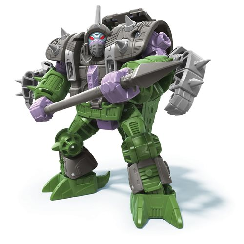 Transformers Generations War for Cybertron Earthrise Deluxe Wave 2 - Quintesson Alicon - JULY 2020