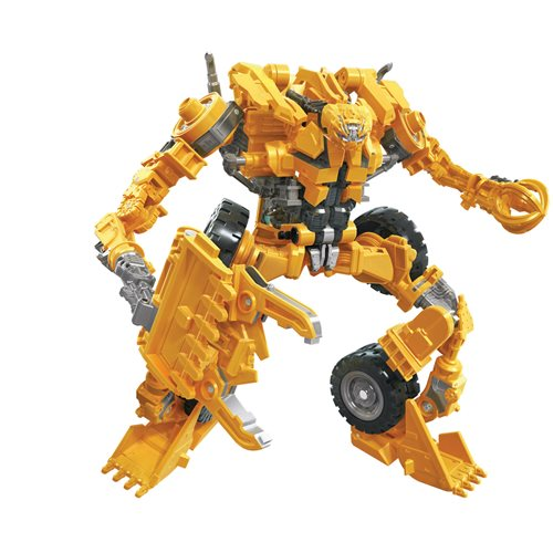 Transformers Studio Series Premier Voyager Wave 9  - Scrapper