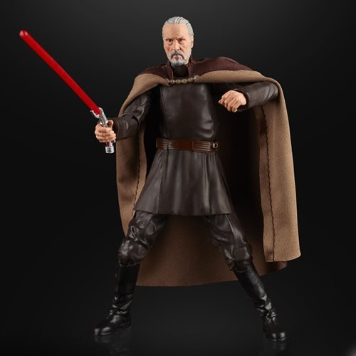 Star Wars The Black Series Count Dooku 6-Inch Action Figure - MARCH 2020