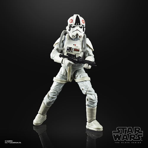 Star Wars The Black Series Empire Strikes Back 40th Anniversary 6-Inch AT-AT Driver Action Figure Wave 1