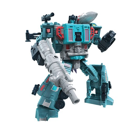 War For Cybertron Earthrise Leader Wave 2: Doubledealer - Q3 2020