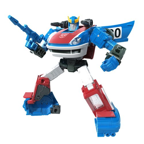 Transformers Generations War for Cybertron Earthrise Deluxe Wave 2 - Smokescreen