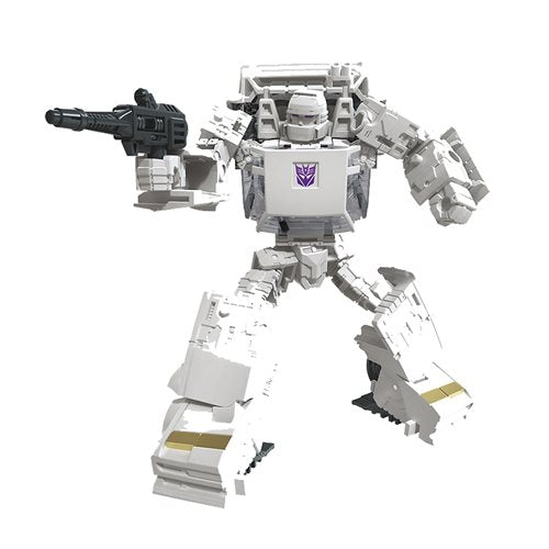 Transformers Generations War for Cybertron Earthrise Deluxe Wave 3 - Runamuck - Q4 2020