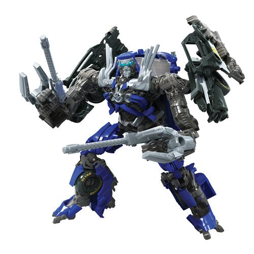 Transformers Studio Series Premier Deluxe Wave 10  - Topspin - AUGUST 2020