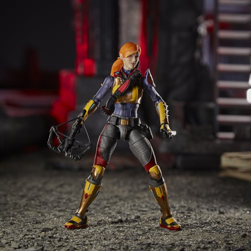 G.I. Joe Classified Series 6-Inch Scarlett Action Figure - JUNE 2020