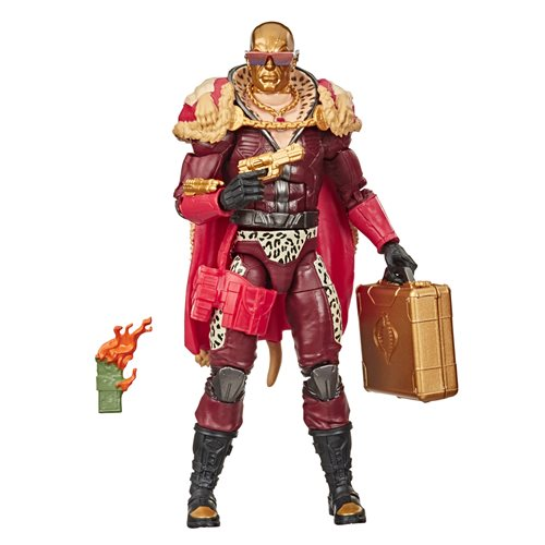 G.I. Joe Classified Series 6-Inch Profit Director Destro Action Figure - Exclusive - NOVEMBER 2020