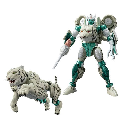 Transformers Masterpiece Edition MP-50 Beast Wars Tigatron - October 2020