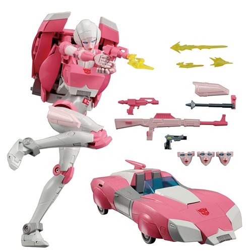Transformers Masterpiece Edition MP-51 Arcee - JANUARY 2021