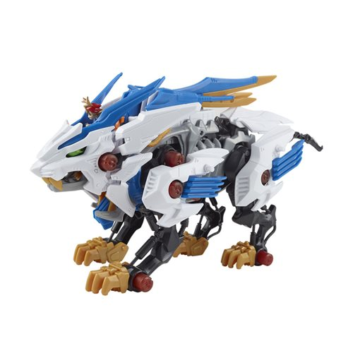 Zoids Giga Liger Lion-Type Action Figure Kit - FEBRUARY 2021