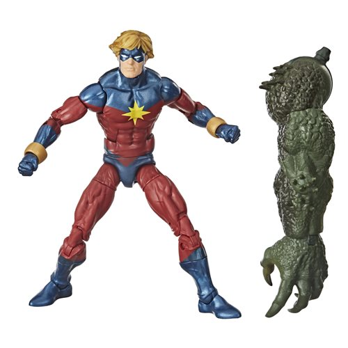 Avengers Video Game Marvel Legends 6-Inch Captain Mar-Vell Action Figure - (BAF Abomination)