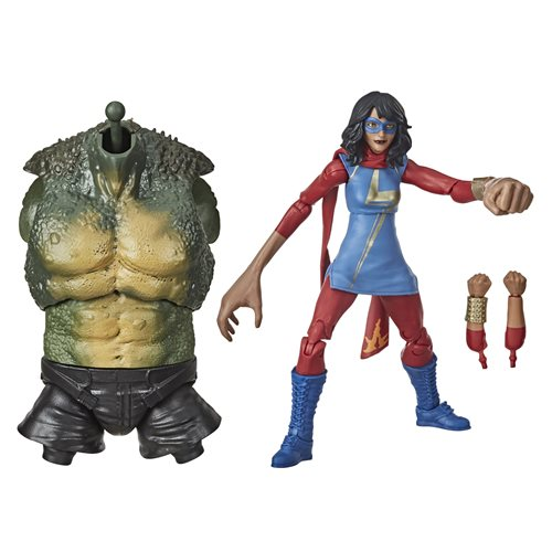 Avengers Video Game Marvel Legends 6-Inch Kamala Khan Action Figure (BAF Abomination)