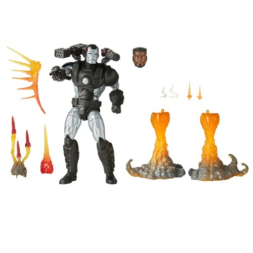 Marvel Legends Deluxe War Machine 6-Inch Action Figure - Exclusive - OCTOBER 2020