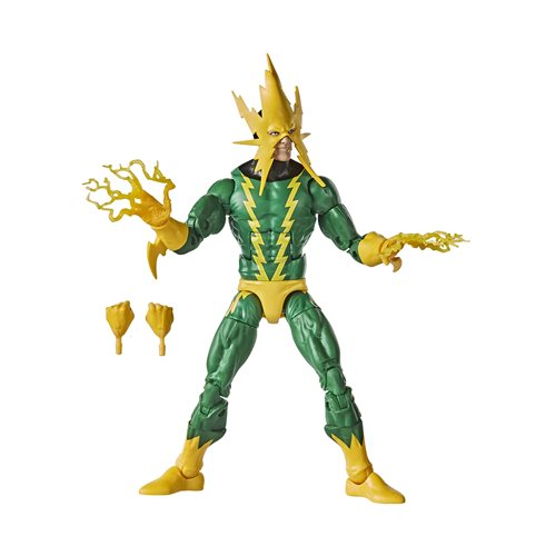 Spider-Man Retro Marvel Legends Electro 6-Inch Action Figure - AUGUST 2020