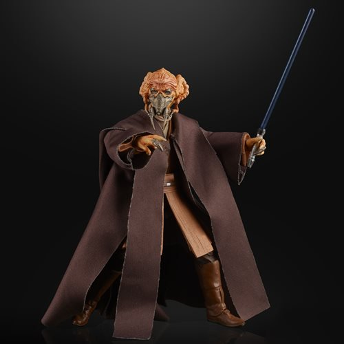 Star Wars The Black Series Plo Koon 6-Inch Action Figure (DAMAGED BOX)