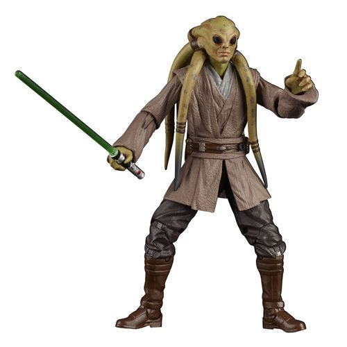 Star Wars The Black Series Kit Fisto 6-Inch Action Figure - MAY 2020
