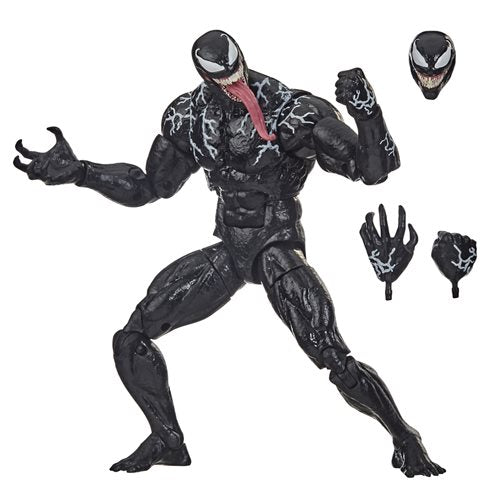 Venom Marvel Legends Wave 2 (Venompool BAF) 6-Inch Venom Action Figure - NOVEMBER 2020