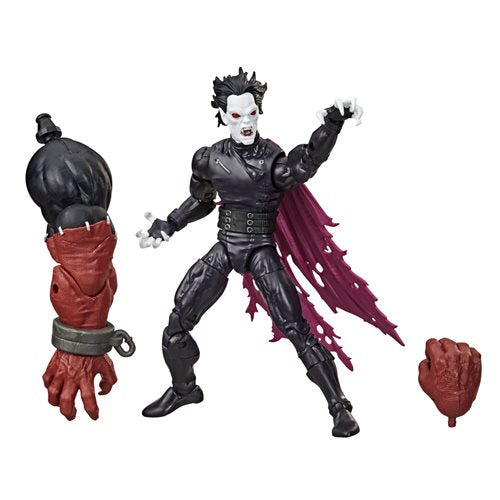 Venom Marvel Legends Wave 2 (Venompool BAF) 6-Inch Morbius Action Figure - NOVEMBER 2020