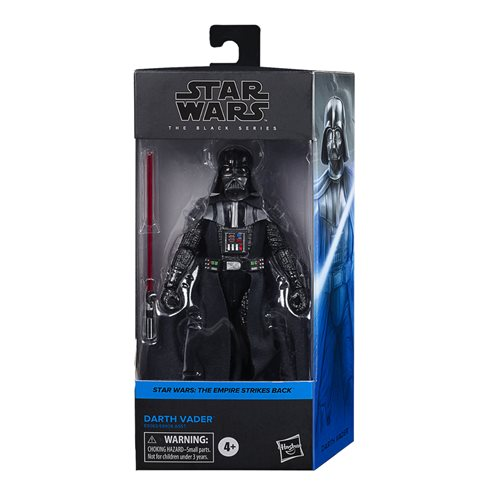 Star Wars The Black Series Wave 5 (2020) Darth Vader 6-Inch Action Figure - AUGUST 2020