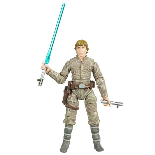 "Star Wars The Vintage Collection Wave 4 (ROS) - Luke Skywalker (Bespin Fatigues) 3.75"" Figure (DAMAGED BOX)"