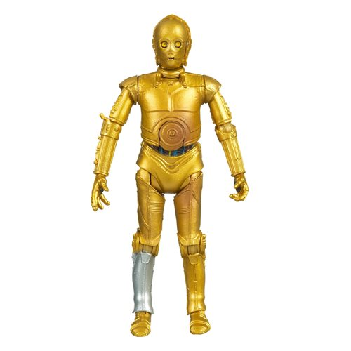 "Star Wars The Vintage Collection Wave 4 (ROS) - C-3PO 3.75"" Figure (DAMAGED BOX)"