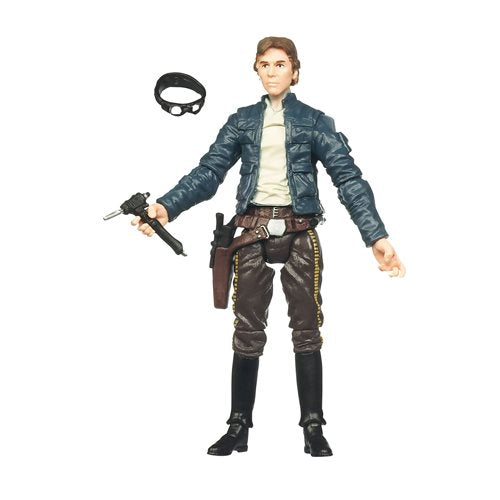 "Star Wars The Vintage Collection Wave 4 (ROS) - Han Solo (Bespin) 3.75"" Figure (DAMAGED BOX)"