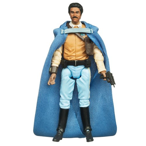 "Star Wars The Vintage Collection Wave 4 (ROS) - Lando Calrissian (General Pilot) 3.75"" Figure (DAMAGED BOX)"