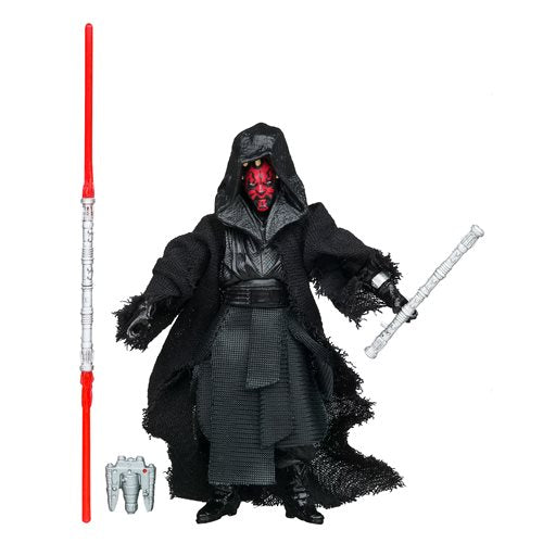 "Star Wars The Vintage Collection Wave 3 (2020) - Darth Maul 3.75"" Figure (DAMAGED BOX)"