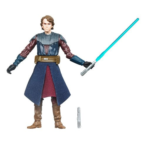 "Star Wars The Vintage Collection Wave 3 (2020) - Anakin Skywalker (The Clone Wars)(DAMAGED BOX) 3.75"" Figure"