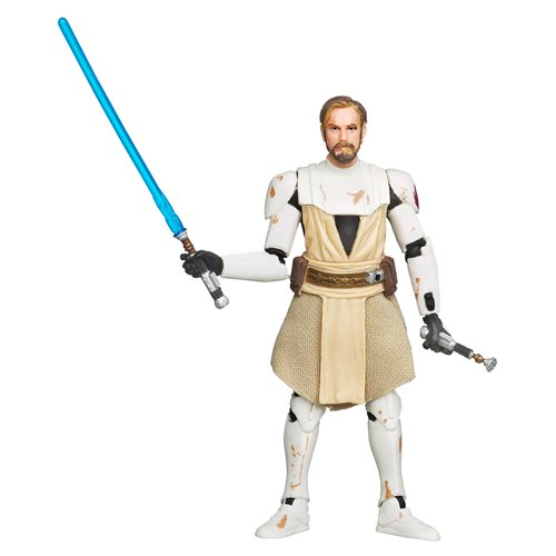 "Star Wars The Vintage Collection General Obi-Wan Kenobi (The Clone Wars) 3.75"" Figure - SEPTEMBER 2020"