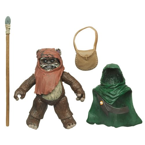 Star Wars The Vintage Collection Wicket the Ewok 3 3/4-Inch Action Figure - SEPTEMBER 2020