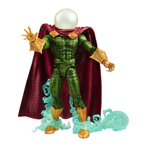Spider-Man Retro Marvel Legends Series 6-Inch Mysterio Action Figure - Exclusive