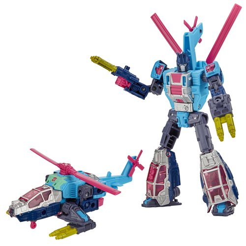 Transformers Generations Selects War for Cybertron Deluxe Rotorstorm - Exclusive - OCTOBER 2020