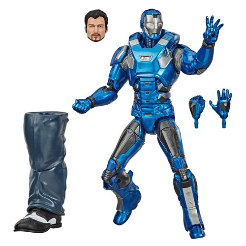 Avengers Video Game Marvel Legends 6-Inch Atmosphere Iron Man Action Figure - OCTOBER 2020